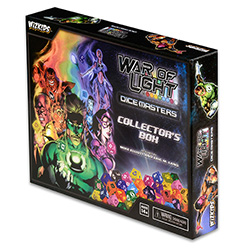 WKDCDM72037-DC DICE MASTERS WOL COLLECT BX
