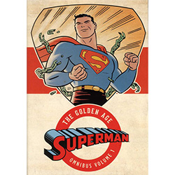 WKDCDM72282-DCDM GOLDEN AGE SUPERMAN MOP
