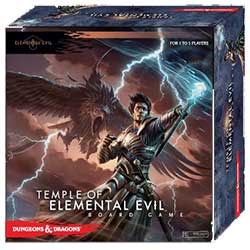 WKDD71818-D&D TEMPLE ELEMENTAL EVIL GAME
