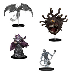 WKDD72068-D&D ICONS SET 3 WHITE DRACOLICH
