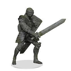WKDD73651-D&D ICONS HONORABLE KNIGHT