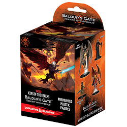 D&D ICONS OF THE REALMS MINIS BRICK SET 12