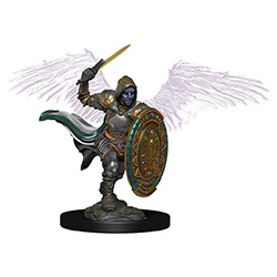WKDD93007-D&D ICONS PREM FIG AASIMAR MALE PALADIN