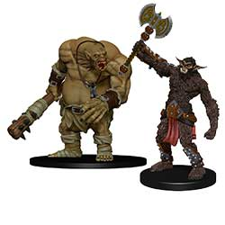 WKDD96015-D&D ICONS CAVE DEFENDERS MONST