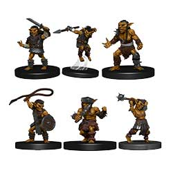 WKDD96047-D&D ICONS GOLBIN WARBAND