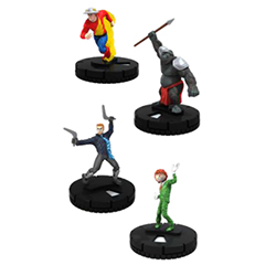 WKDH71558-DC HEROCLIX THE FLASH 24 CT.GF
