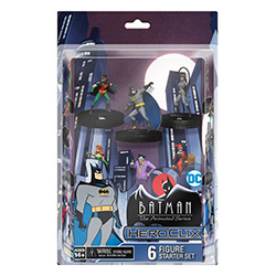 WKDH73167-DC HC BATMAN ANIMATED STARTER