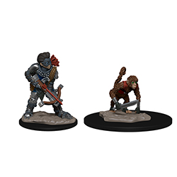 WKM73317-WARDLINGS BOY ROGUE & MONKEY