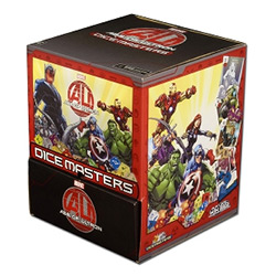 WKMDM71932-MARVEL DICE MASTERS AOU 90CTGF