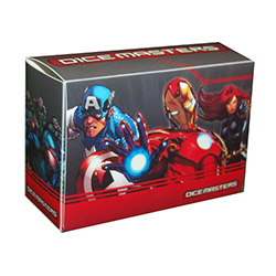 WKMDM71939-MARVEL DICE MASTERS AOU TM BOX