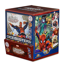 WKMDM72149-MVL DICE MASTERS SPIDERMAN GF