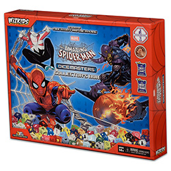 WKMDM72156-MVL DICE MASTERS SPIDERMAN CB