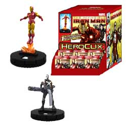 WKMH70846-MARVEL HEROCLIX IRON MAN 24 GF