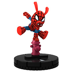 WKMH71019-MARVEL HEROCLIX SPIDER-HAM FIG