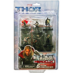 WKMH71077-MARVEL HC THOR MOVIE STARTR PK