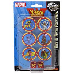 WKMH73489-MVL HC X-MEN ANIMATED D&T PACK
