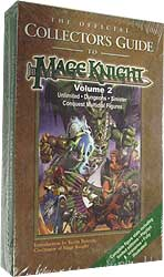 WKMKCG2-MAGE KNIGHT COLLECTORS GUIDE 2
