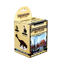 WKPB97501-PATHFINDER BATTLES: CITY OF LOST OMENS 8CT BRICK