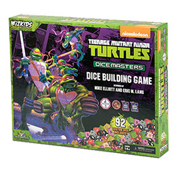 WKTMNTDM72222-TMNT DICE MASTERS BOX SET