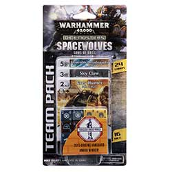 WKWDM73133-WARHAMMER DM TEAM PACK 1