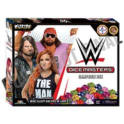 WWE DICE MASTERS CAMPAIGN BOX