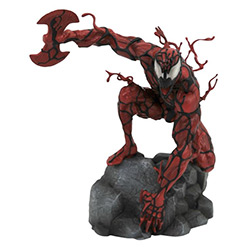 YDSTMGCAR-MARVEL GALLERY CARNAGE PVC FIG