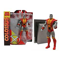 YDSTMSCOL-MARVEL SELECT COLOSSUS FIGURE