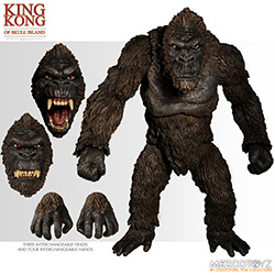 ULTIMATE KING KONG OF SKULL ISLAND 18''