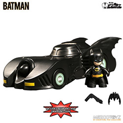 YMZ38205-MEZITZ 1989 BATMAN/BATMOBILE