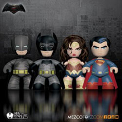 YMZ38270-MEZITZ 4PK BATMAN VS SUPERMAN