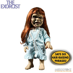 YMZ42012-THE EXORCIST MEGA TALKING FIG