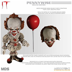 YMZ43020-MDS DELUXE IT PENNYWISE