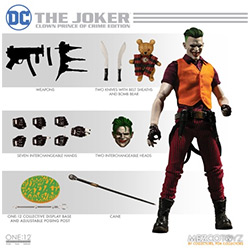 YMZ76231-ONE:12 JOKER CLOWN PRINCE