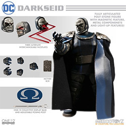 YMZ76420-ONE:12 DARKSEID FIGURE