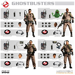 YMZ76435-ONE:12 GHOSTBUSTERS DELUXE BOX