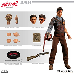 YMZ76510-ONE:12 COLLECTIVE FIGURE ASH
