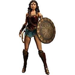 YMZ76550-ONE:12 WONDER WOMAN FIGURE