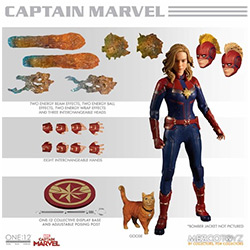 YMZ76670-ONE:12 CAPTAIN MARVEL