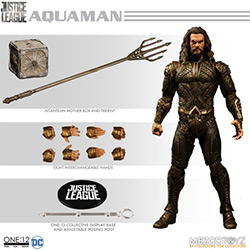 YMZ76720-ONE:12 JUSTICE LEAGUE AQUAMAN