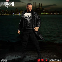 YMZ76780-ONE:12 PUNISHER FIGURE (TV)