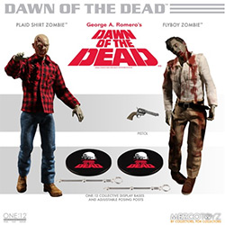 YMZ76800-ONE:12 DAWN OF THE DEAD 2PK