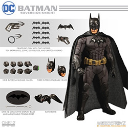 YMZ76960-ONE:12 BATMAN SOVEREIGN KNIGHT