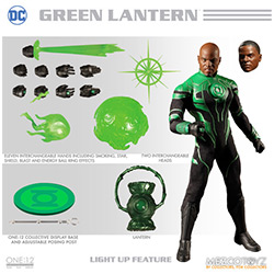 YMZ77031-ONE:12 FIG GREEN LANTERN