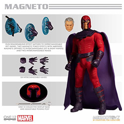 ONE:12 COLLECTIVE FIGURE MAGNETO