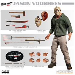 YMZ77160-ONE:12 FRIDAY THE 13TH JASON