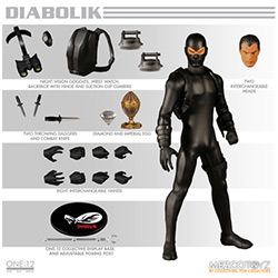 YMZ77240-ONE:12 COLLECTIVE FIG DIABOLIK