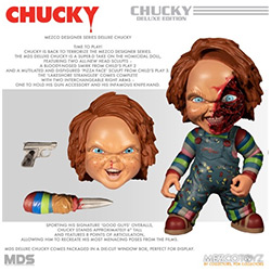 YMZ78103-MDS CHUCKY DELUXE FIGURE
