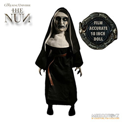 CONJURING THE NUN ROTO PLUSH