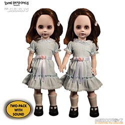 YMZLDD99580-LDD THE SHINING TALKING TWINS