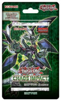 YUGIOH CHAOS IMPACT BLISTER
